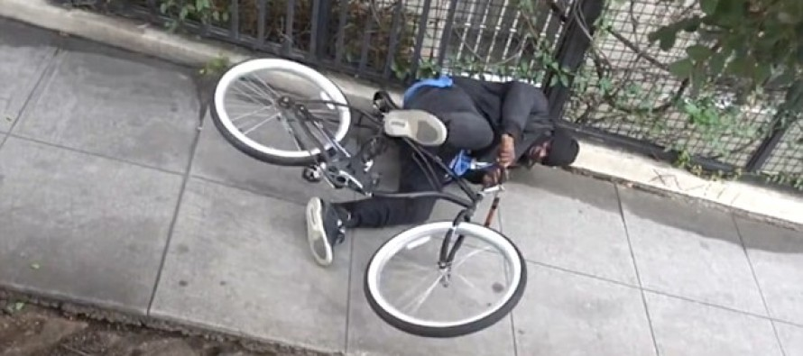 PUNKED! Bike Thieves Fooled By Electrocuting Bike…HILARIOUS Theft Attempts All Caught On VIDEO!
