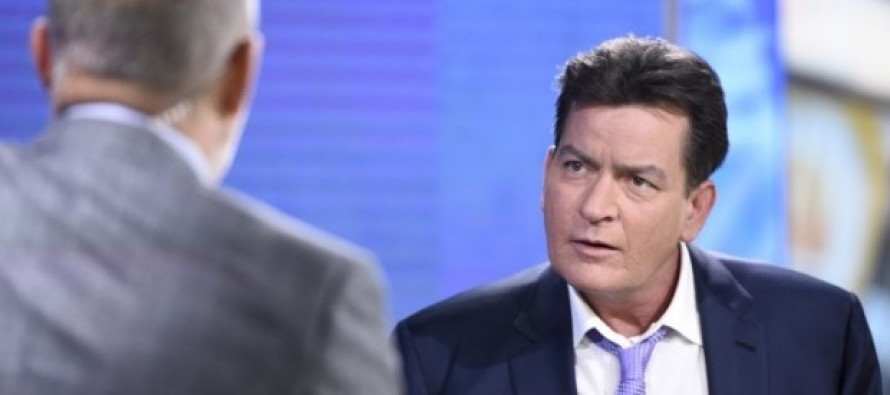 Charlie Sheen Believes He's Found The Cure For HIV