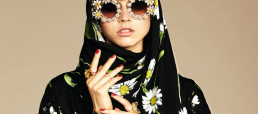 WHOA!  Look What Major Clothing Company Is BOWING Down To Sharia Fashion…