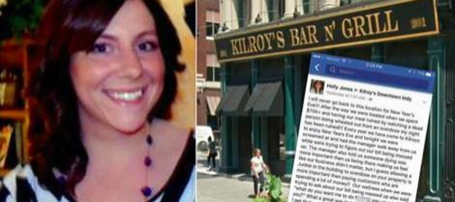 Hairdresser Has Heartless Facebook Rant After Woman Has Heart Attack In Front Of Her