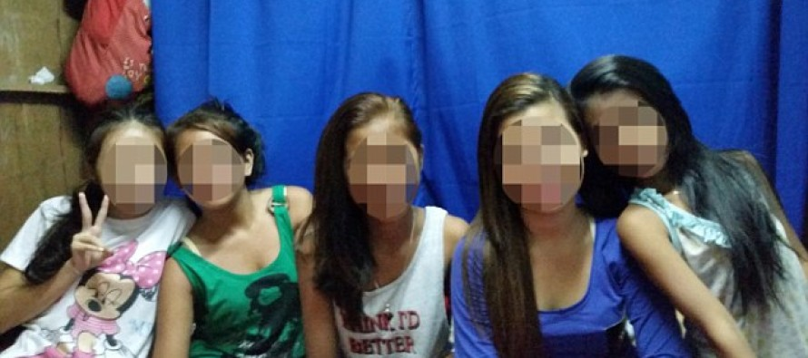 Inside A Filipino Cybersex Den Where Sick Pedophiles Pick Girls To Be Abused On Webcam