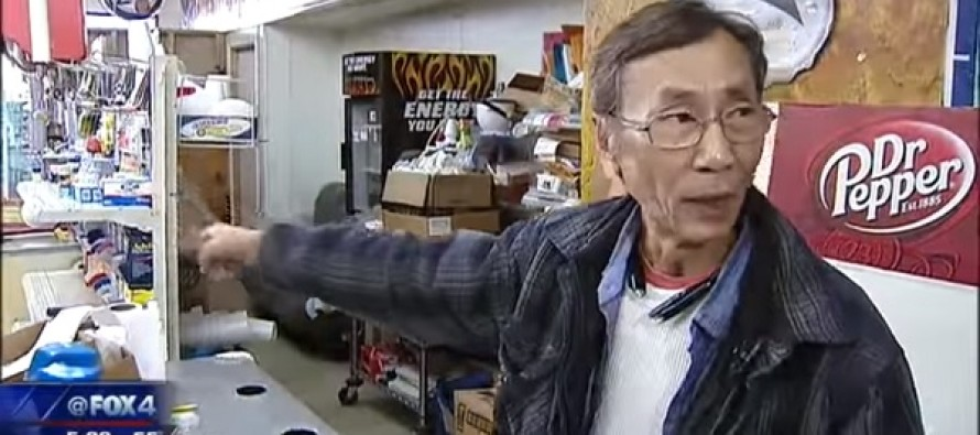 Store Owner Faces 3 Armed Robbers Who Take His Wife Hostage…What He Did Next? HEROIC!