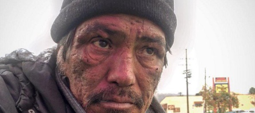 WOW…Reporter Asked Him Why He's Homeless — She Had No Idea the Kind of Man She Was Talking To
