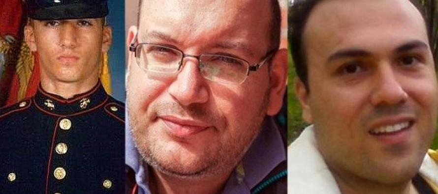 DEVELOPING STORY: Iran Releases American Prisoners…