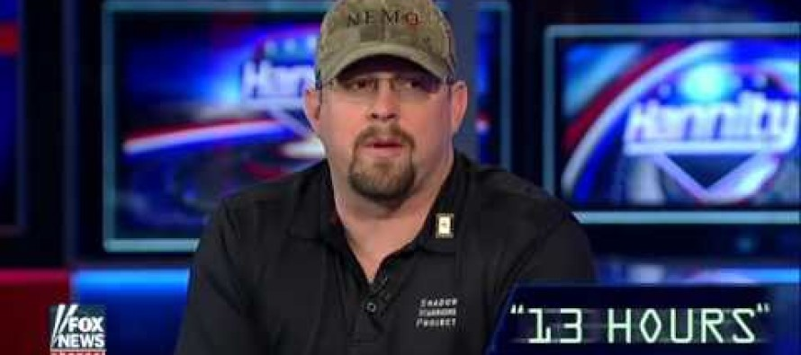 'Did She Lie?': Commandos Respond When Asked Point Blank If Clinton Lied on Benghazi