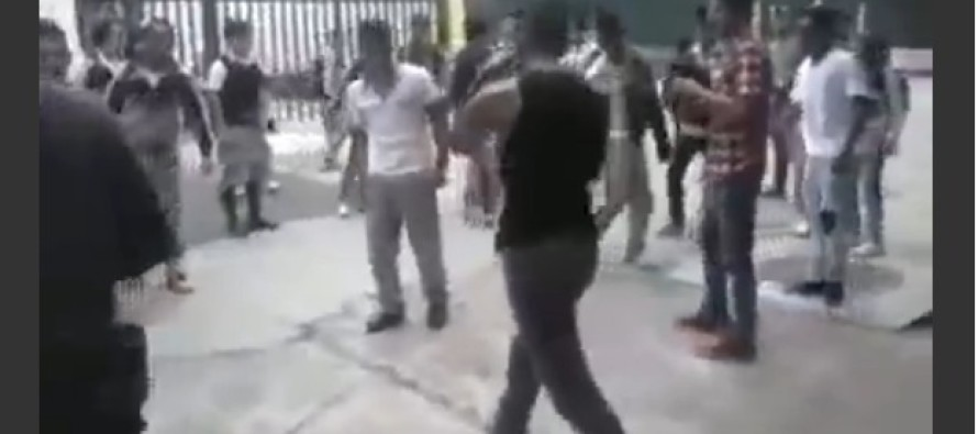Video: This Bully Starts A Fight, But The Other Kid Ended It