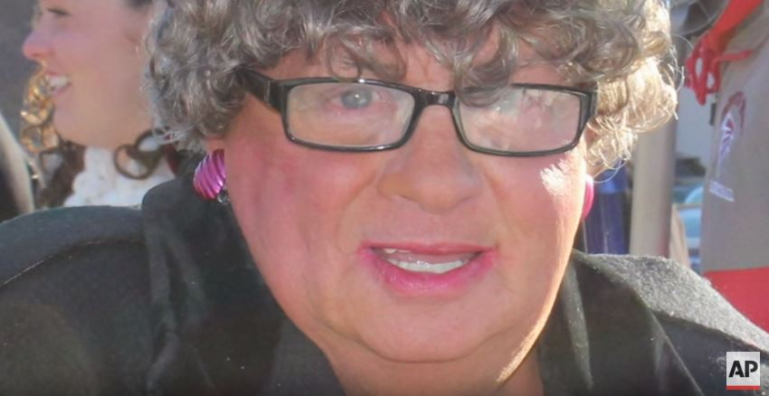 bus driver in drag