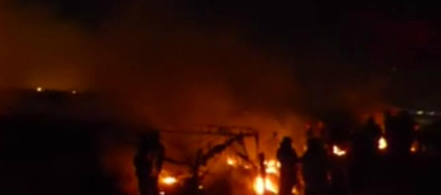 """UNGRATEFUL Muslim Migrants BURN Down Camp, Screaming """"F*ck, you!"""" Now They Demand THIS!"""