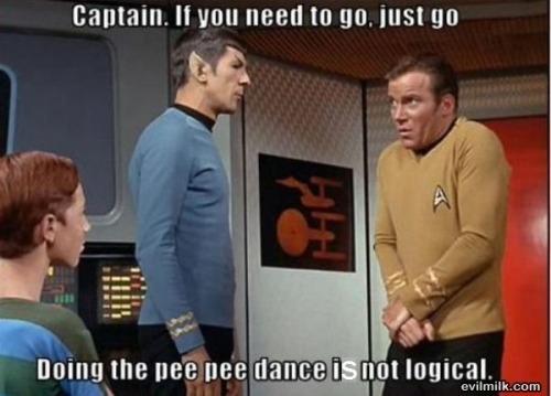 captain just go