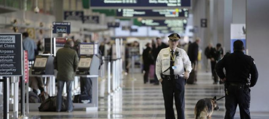 """Chicago Airport Police Told """"Run and Hide"""" If There's an Active Shooter Situation"""