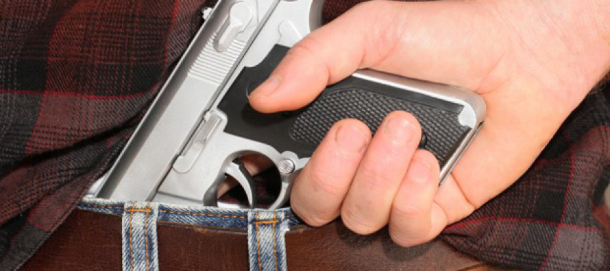 """THIS State DEFIES Obama, Says """"Concealed Carriers"""" Are Our First Line Of Defense…So We're REWARDING Them With THIS!"""