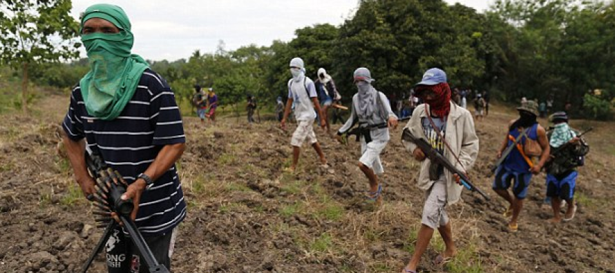 Christian Militia in the Philippines Take On ISIS [Read]