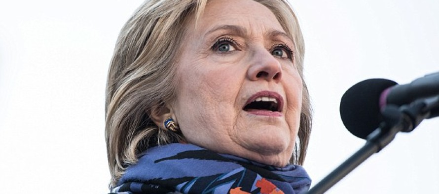 Hillary turns MLK Day into political statement about Trayvon Martin's Mother