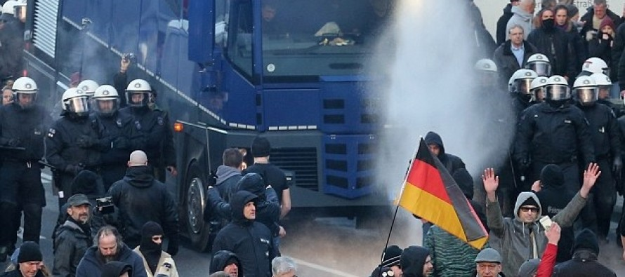 Germany: New migrant sexual assaults at Munich nightclub: Thousands protest on the streets