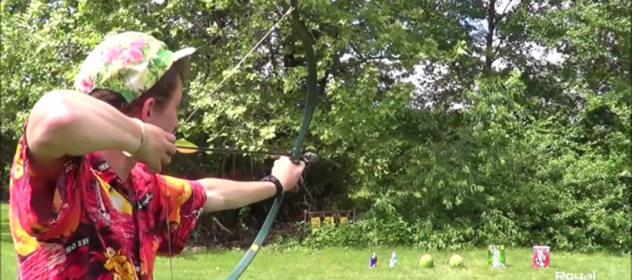 These 12-Gauge Exploding Arrows Need to Be on Everyone's Wish List