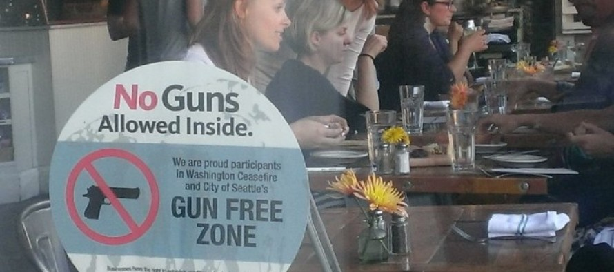 """Trump: """"Do You Know What a 'Gun-Free Zone' is to a Sicko?"""" VOWS to Do This, First Day in Office"""