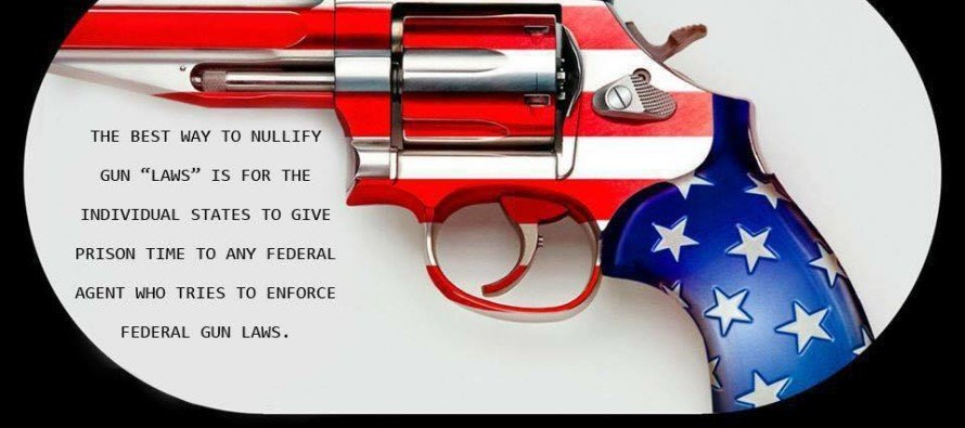 This Meme Explains The Best Way To Stop The Federal Govt From Taking Your Gun