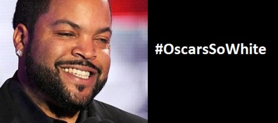 I didn't expect Ice Cube to slam the Oscar boycott babies like this