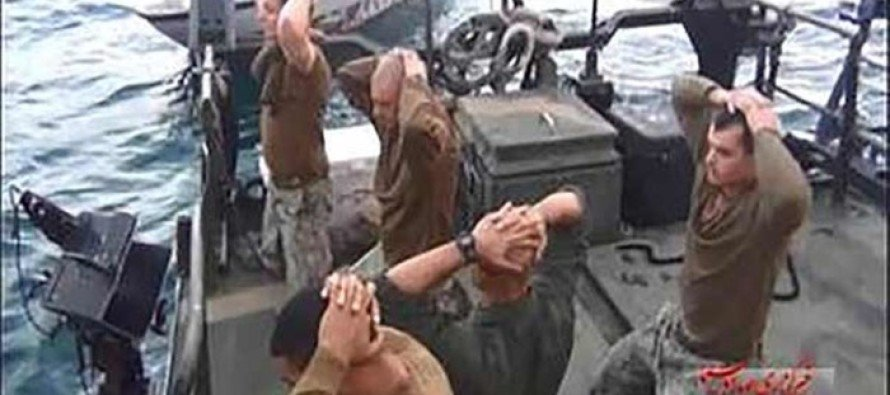 Allen West: Folks, Here's What I Find VERY ODD About What Happened With Iran and Our Navy