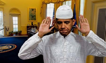is obama muslim