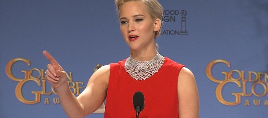 LIBERAL DIVA! Jennifer Lawrence HUMILIATES Reporter, After HE Says Sorry, She Gets WORSE!