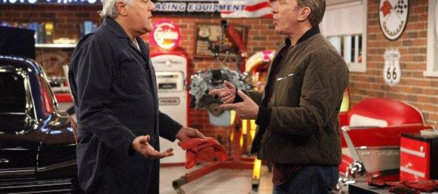 Tim Allen and Jay Leno CRUSHED Obama on Last Man Standing