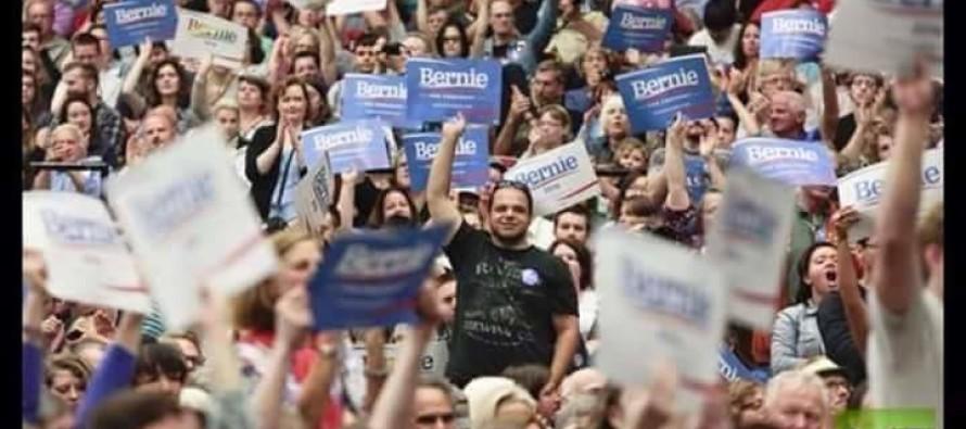 This Brutal Meme Perfectly Describes Fans of Bernie Sanders