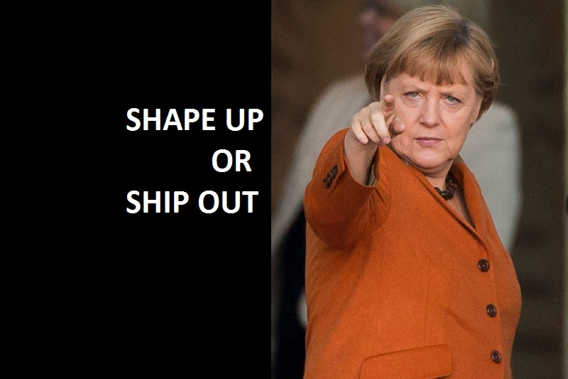 merkel immigration laws
