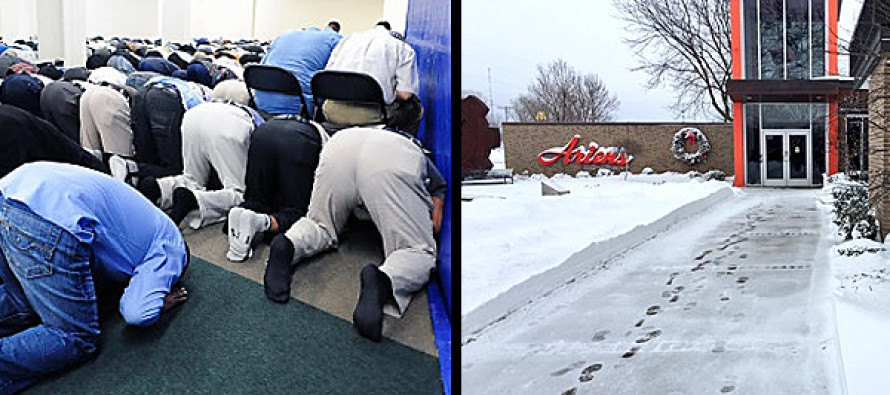 Muslim Workers STOPPED An Assembly Line to Pray… Employer Has a Surprise For Them