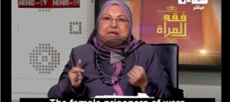 Female Islamic Professor says rape is an acceptable form of humiliation