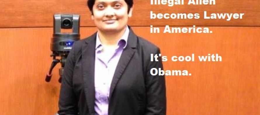 Only In Obama's America: Illegal Alien Who Talked About Eating White People Is Now A Lawyer