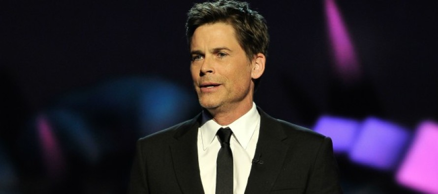 Rob Lowe: Why is Bernie Sanders Yelling at Me While He Threatens to Raise My Taxes?
