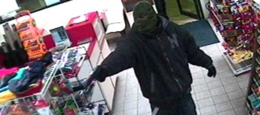 Masked Man Hands Cashier a Threatening Note, Then the Cashier Hands Him SWIFT JUSTICE!