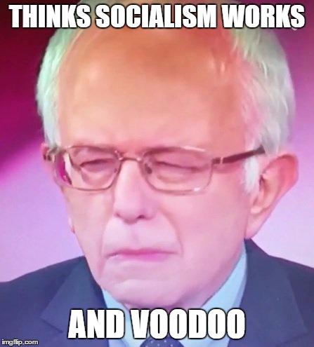 socialism bernie