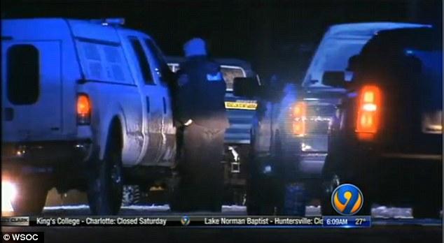 swat on the scene
