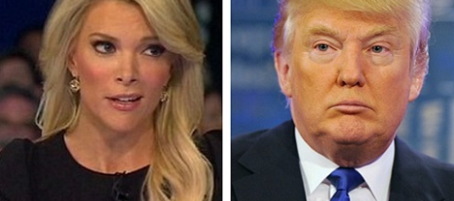 Fox News finally responds to Donald Trump's request to remove Megyn Kelly