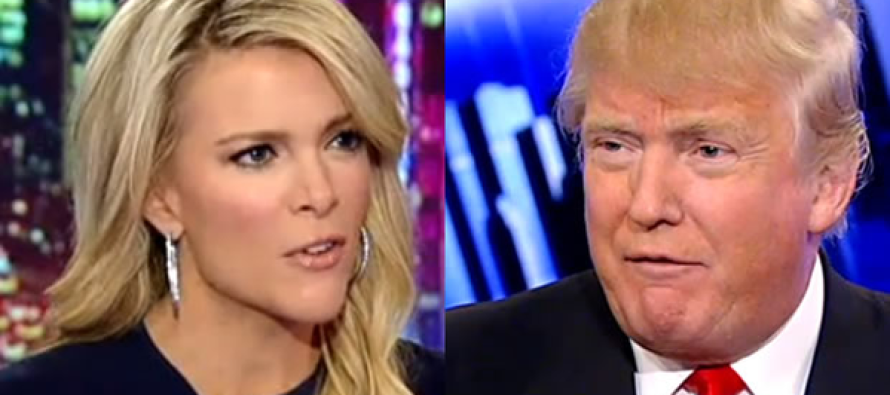 BREAKING: Megyn Kelly Drops Bombshell About Her Debate Confrontation With Trump