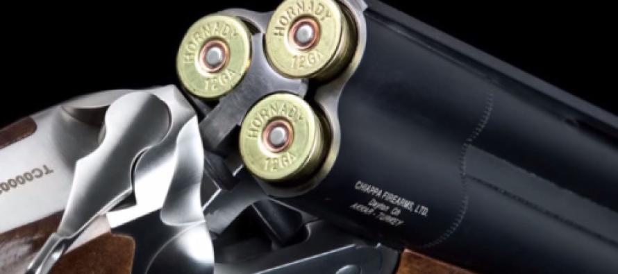 Home Defense: A Triple-Barrelled Shotgun?