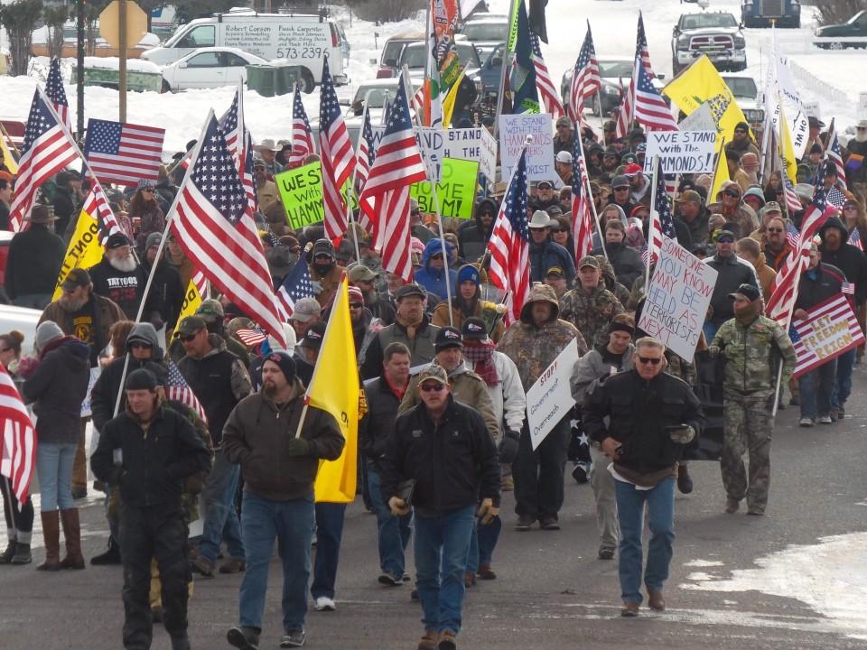 white militia