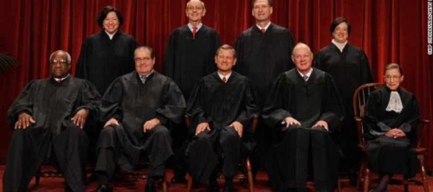 Obama May Be About To Appoint A Supreme Court Justice EVEN IF Republicans Won't Cooperate