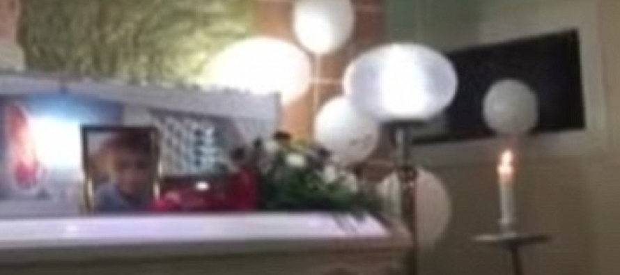 Eerie: Mother Was at Dead Baby's Funeral, Then THIS Happened