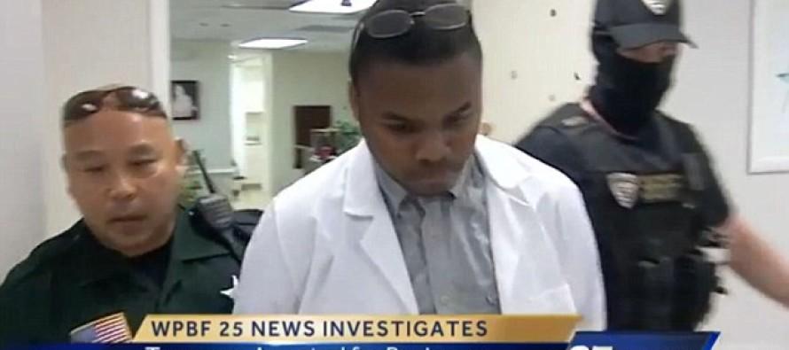 PHOTOS: Teen Caught Giving Medical Exams While Posing as a GYNECOLOGIST