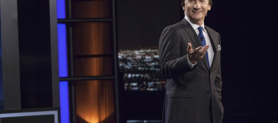 BOOM: Bill Maher Says What We're All Thinking About Muslims