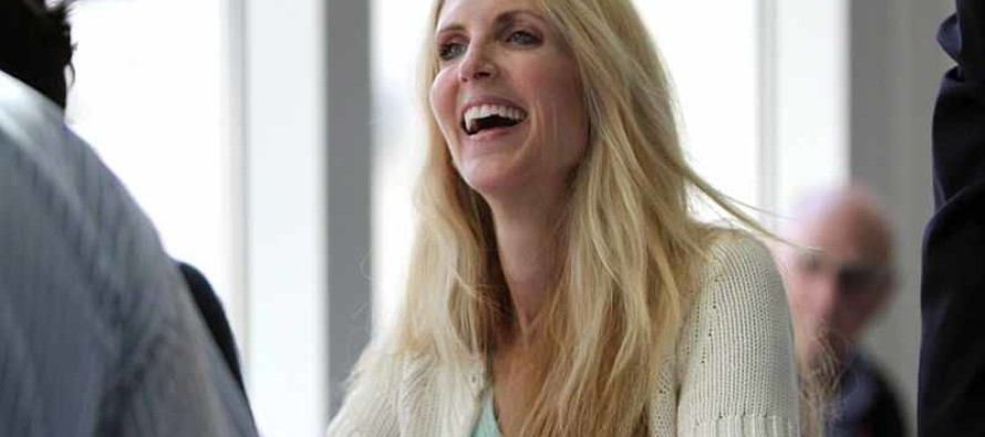 Berkeley CANCELS Ann Coulter's Speech – Ann Coulter Doesn't Care What They Say…