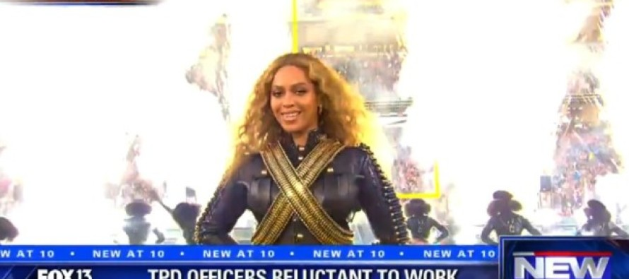 Beyonce Books Show in Florida… The Police There Give Her a BRUTAL Surprise