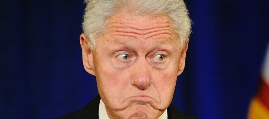 Bill Clinton Loses It When A Marine Demands Answers On Hillary's Benghazi Lies