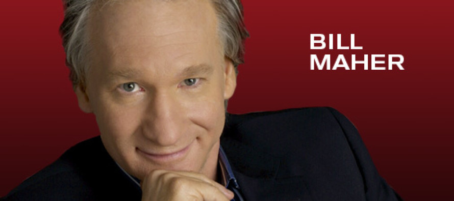Bill Maher INFURIATES Leftists: 'I Wish Liberals Were as Intolerant of Muslims as They Are Christians'