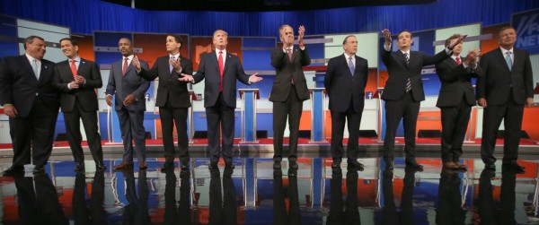 Candidates Again