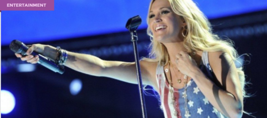 Carrie Underwood Makes HUGE Announcement – Changing The Lives Of U.S. Military Families Forever