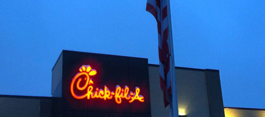 Chick-fil-A Just SHAMED Obama… and It Was Epic
